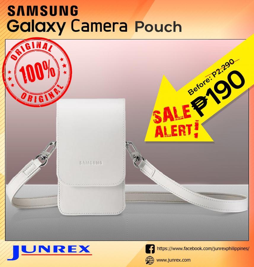 Samsung Galaxy camera pouch