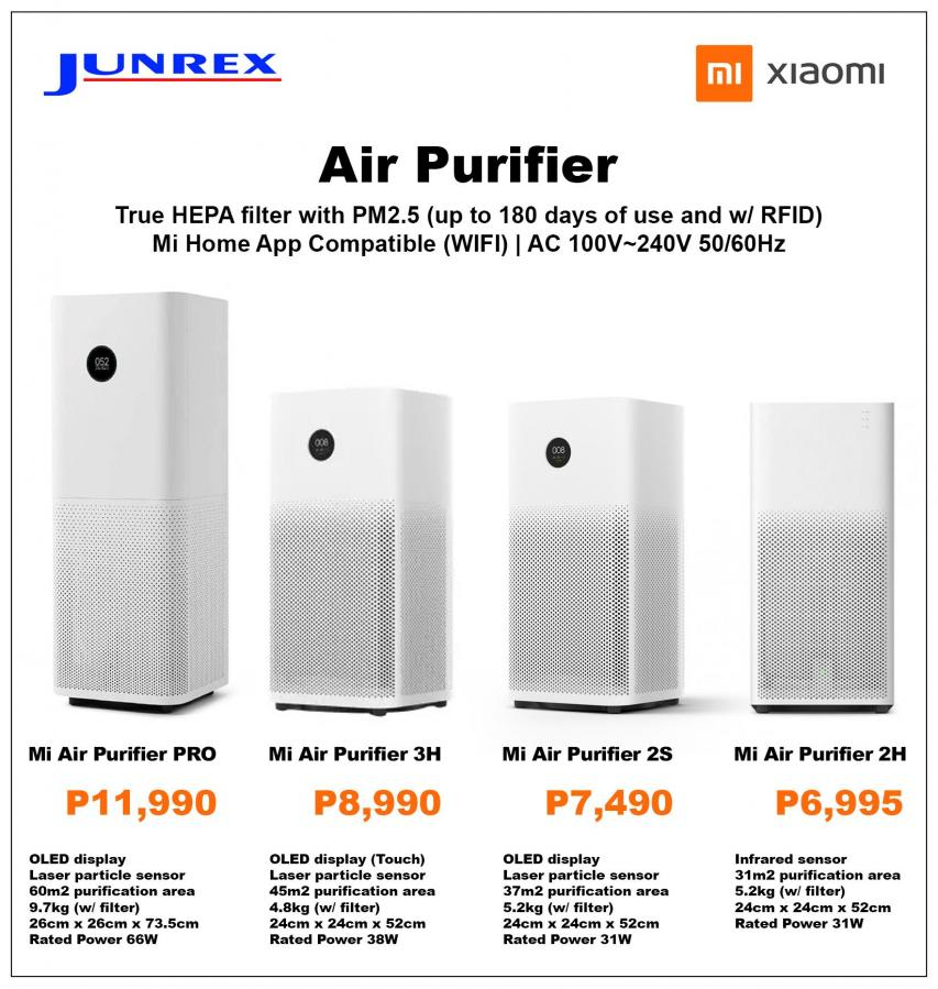 Mi Air Purifier Pro