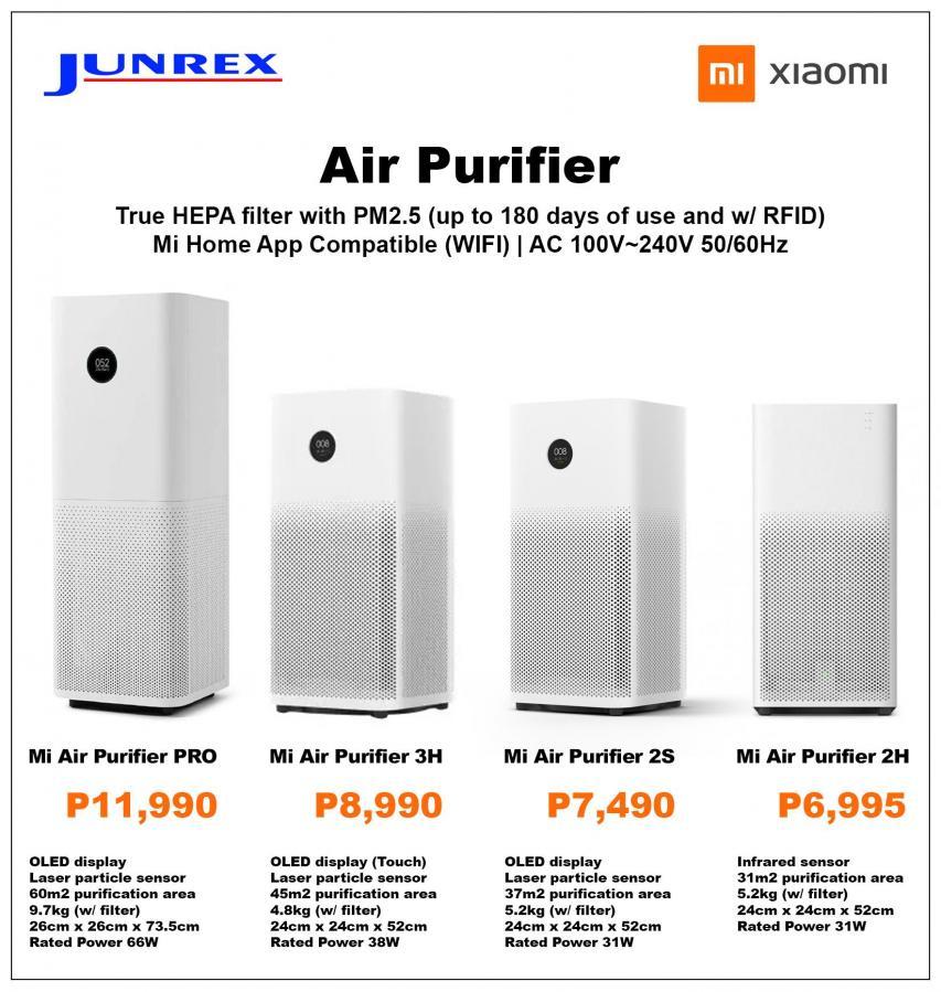 Mi Air Purifier 2H